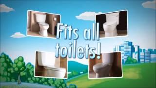 Citti Kitty Cat Toilet Training Kit