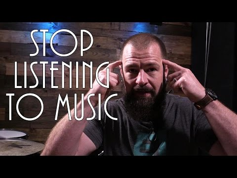 Stop Listening To Music (Stephen Taylor)