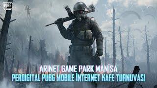 Perdigital.com PUBG Mobile İnternet Kafe Turnuvaları - Arınet Game Park | Manisa