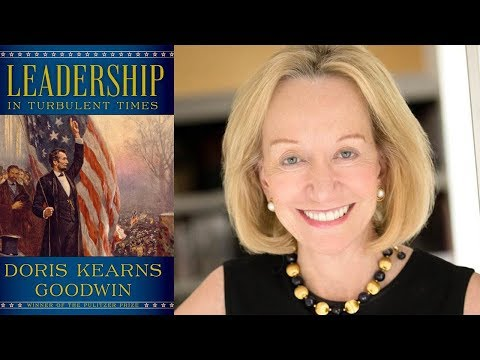 Doris Kearns Goodwin on Leadership: In Turbulent Times at the 2018 National Book Festival