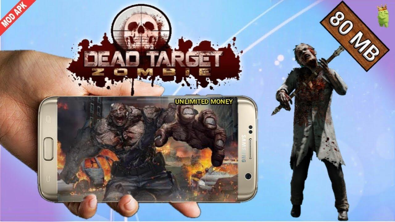dead target mod apk home