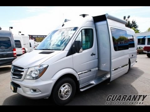 2016 Winnebago ERA 70 C Class B Diesel Camper Van Video Tour • Guaranty.com