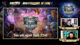 [FR] SWC2018 Europe Cup: Online Preliminary