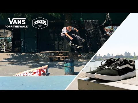 ede8ecc72d45a8 Vans Ultrarange Pro Wear Test Marco Kada 2017 - YouTube