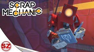 WYZWANIA! NOWY TRYB GRY - Scrap Mechanic #28