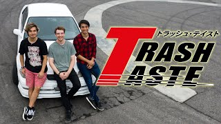 We Tried Real Tokyo Drifting and FAILED | Trash Taste Special