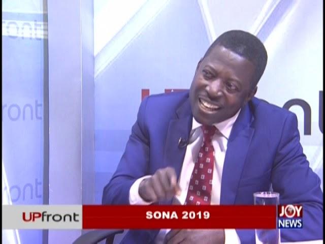 SONA 2019 –  UPfront on JoyNews (21-2-19)