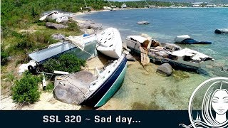 SSL 320 ~ Sad day...