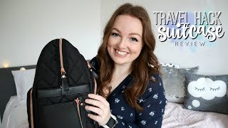 The Perfect Hand Luggage Suitcase | Travel Hack Pro Cabin Case Review