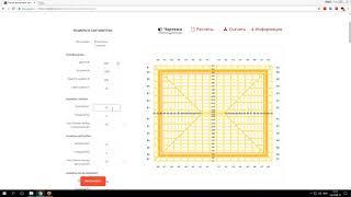 Расчет вальмовой крыши - онлайн калькулятор с чертежами