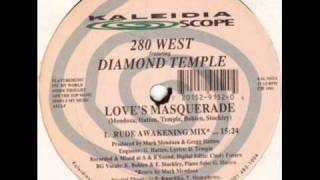 280 west feat Diamond Temple - Love s Masquerade