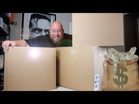 I Paid $221 for a $1,728 Amazon Customer Returns Pallet With 3 HUGE Mystery Boxes