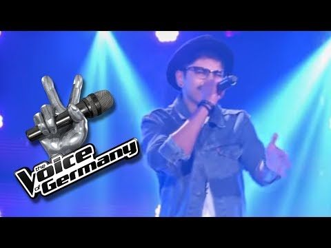 Bruno Mars - That's What I Like   Jan Hasanov Cover   The Voice of Germany 2017   Blind Audition