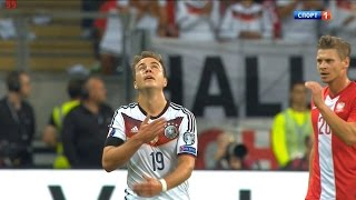 Mario Götze vs Poland (EURO 2016 Qualifiers) 15-16 HD