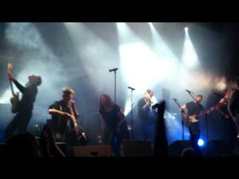 Diablo Swing Orchestra - Vodka Inferno with real vodka & lyrics of Siberian Love Affairs on russian mp3