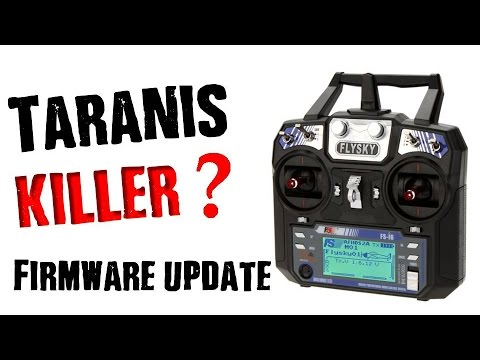 Alarms & Flight Timer for FSi6 | Make $50 Radio AMAZING with FREE Firmware  Update!