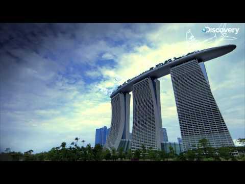 Cách chúng tôi phát minh ra thế giới - Sky Park của Singapore