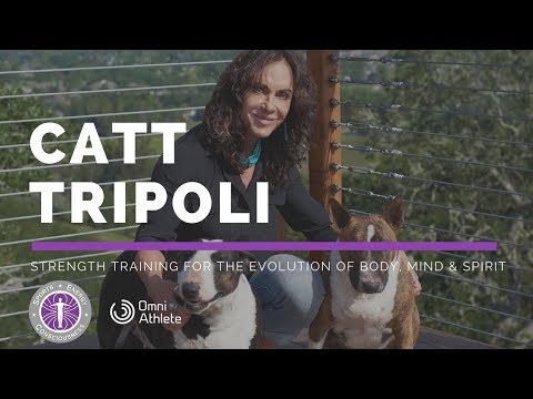 Catt Tripoli on Conscious Fitness and Conversing with Your Body