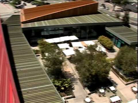 The California Endowment- A Green Building
