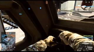 Battlefield 4 MP gameplay (Xbox 360) pt1