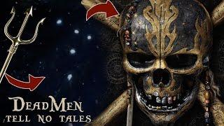 Karayip korsanları 5 fragman incelemesi & teori i pirates of the carribbean dead men tell no tales