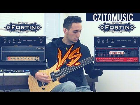 Fortin Nameless Suite Vs Fortin NTS Suite | Battle Of The Plugins - Episode 2 | CZito 2019