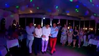 Танцевальный батл на свадьбе Кирилла и Марины
