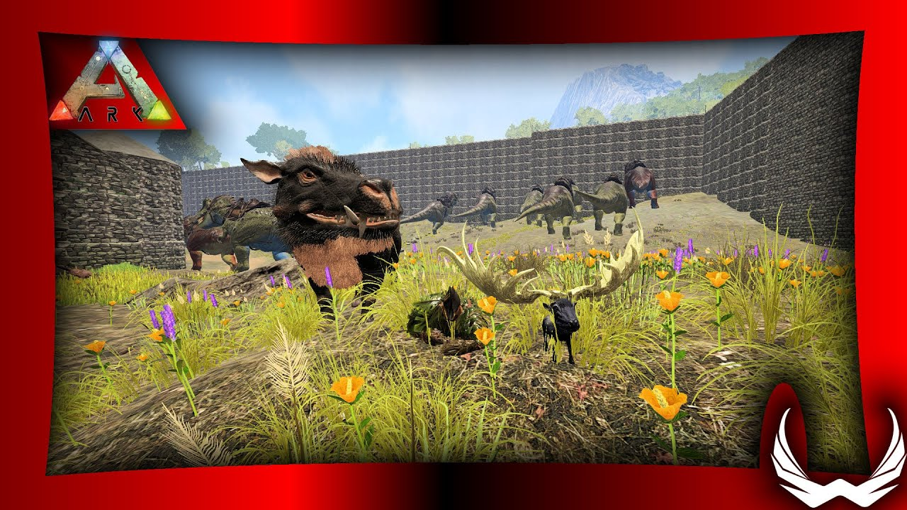 Daeodon Taming For Healing The Army Ark Survival Evolved Cluster Series Ep20 Youtube While healing, the daeodon's food level will rapidly drain; daeodon taming for healing the army ark survival evolved cluster series ep20