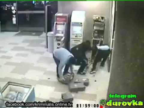 самое дерзкое ограбление за 2019 год - The Most Daring Robbery In 2019