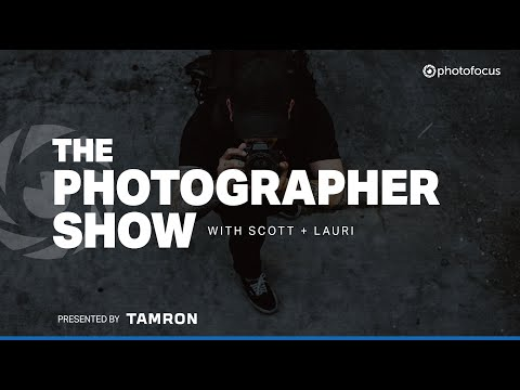 The Photographer Show, episode 9: Sam Breach
