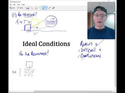 Video 015A Ideal Conditions