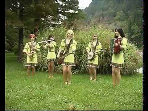 NAVIHANKE (Slovenija) - Banjo, flavta, saksofon.flv