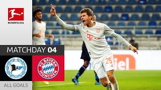 Bayern Unstoppable! | Arminia Bielefeld - FC Bayern München | 1-4 | All Goals | Matchday 4