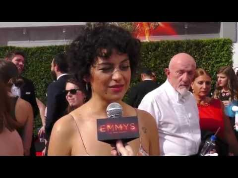 Alia Shawkat on her favorite thing about being on