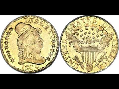 Capped Bust Gold Eagle - Numismatic Video Series (Coin Collecting) - Numismatics with Kenny