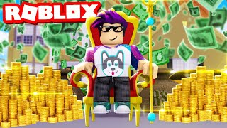BECOMING THE RICHEST PERSON IN ROBLOX!! (Adopt Me!)