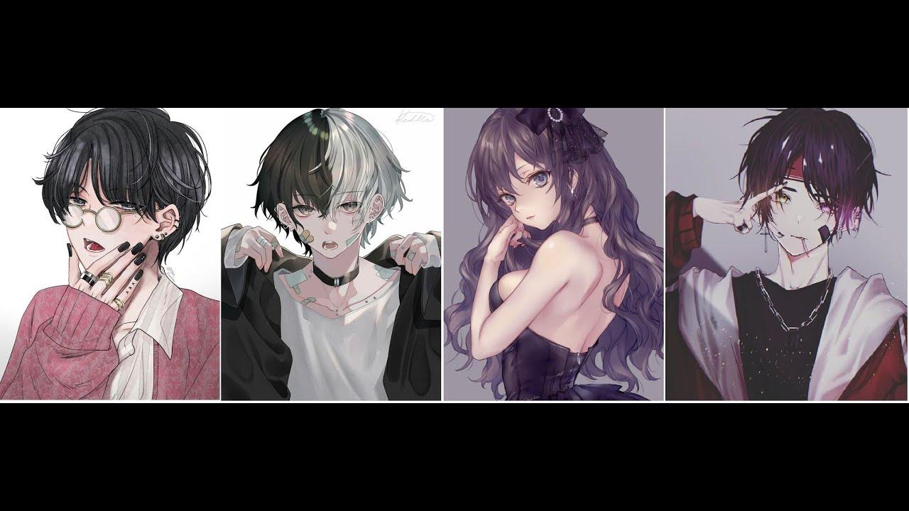 [Tổng hợp] Avatar Anime Nam-Nữ || Anime cool ngầu || Anime mới nhất 2020 || Panda brown