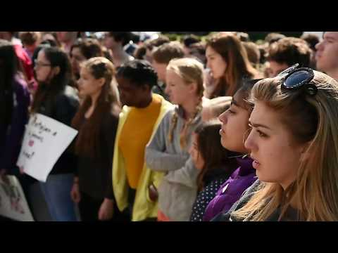 Williams School joins the National Walkout