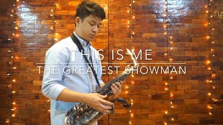 "Download Lagu This Is Me - Keala Settle ""The Greatest Showman"" (Saxophone Cover) Mp3"