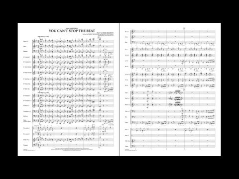 You Can't Stop the Beat (from Hairspray) arr. Ted Ricketts
