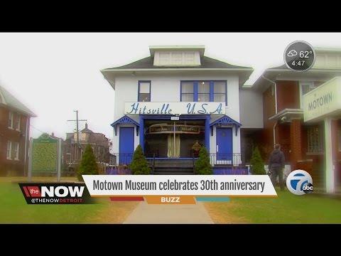 Motown Museum's 30th Anniversary