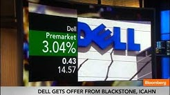 Blackstone, Icahn Position to Win Dell Bidding War