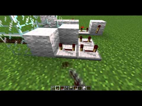 how to build pporcelin smelter in minecraft