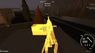 Roblox Those Who Remain Wave 10 on Bypass 15