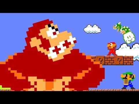 Donkey-Kong Mario Remixes