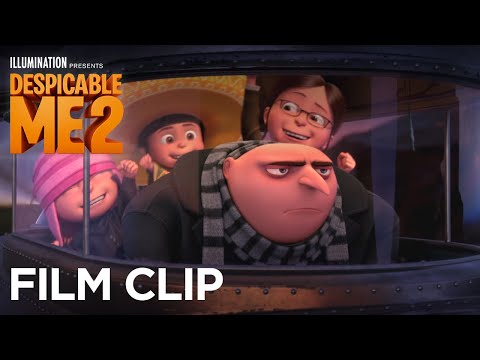"Despicable Me 2 - Clip ""Happy Father's Day"" - Illumination"