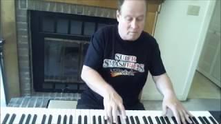 Classical Piano:  Super Smash Bros Brawl - Main Theme