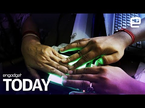 A privacy ruling in India could disrupt biometric tracking | Engadget Today