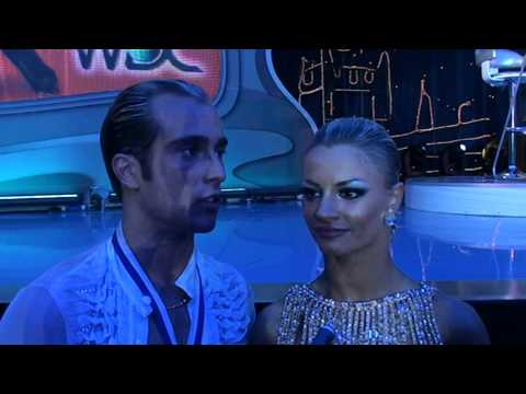 Ricardo Cocchi - Yulia Zagoruychenko, interview