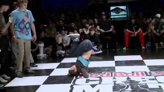 Crew breakdance battle in Austria - Red Bull Checkmate 2010